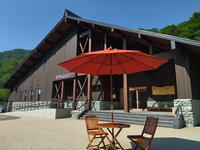 8月。谷川岳インフォメーションセンター